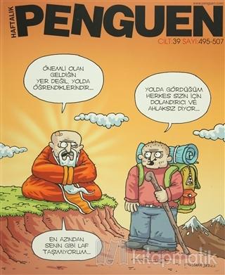 Penguen Cilt 39 Sayı: 495 - 507