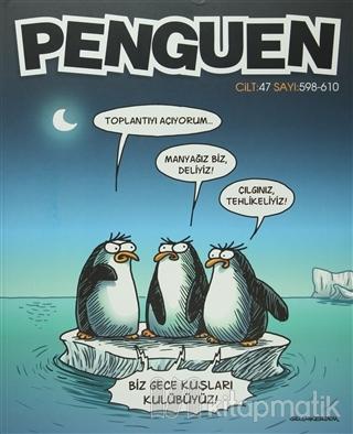 Penguen Cilt: 47 (Sayı: 598-610)