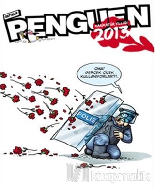 Penguen Karikatür Yıllığı - 2013