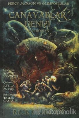 Percy Jackson ve Olimposlular 2: Canavarlar Denizi