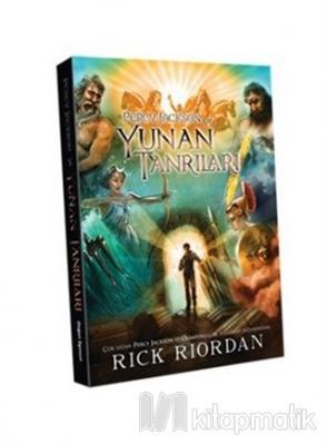Percy Jackson ve Yunan Tanrıları Rick Riordan