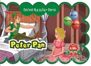 Peter Pan - Sevimli Masallar Serisi
