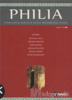 Philia : Volume 2 2016 (Ciltli)
