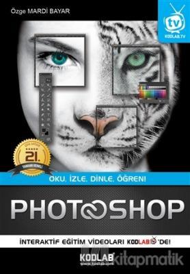 Photoshop CC (Renkli Özel Baskı) (Ciltli)