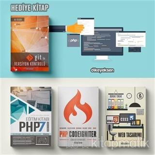 PHP Eğitim Seti (4 Kitap Takım) Mehmet Ali Uysal