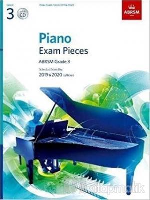 Piano Exam Pieces - ABRSM Grade 3