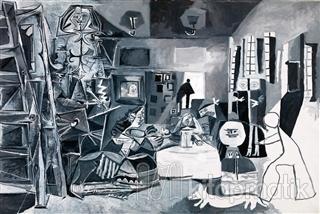 Picasso Nedimeler Poster