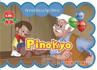 Pinokyo - Sevimli Masallar Serisi