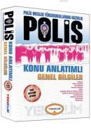 PMYO Polis Meslek Yüksekokullarına Hazırlık Konu Anlatımlı Genel Bilgiler