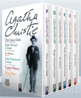 Poirot Seçkisi Set (6 Kitap Takım) (Ciltli) Agatha Christie