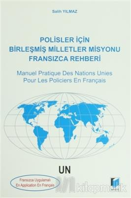 Polisler İçin Birleşmiş Milletler Misyonu Fransızca Rehberi / Manuel P
