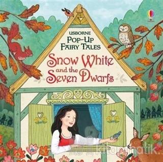 Pop-up Fair Tales Snow White and the Seven Dwarfs (Ciltli)