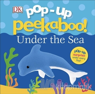Pop-Up Peekaboo - Under the Sea (Ciltli)