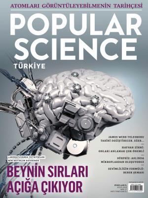 Popular Science Dergisi Sayı: 77 Eylül 2018 %1 indirimli