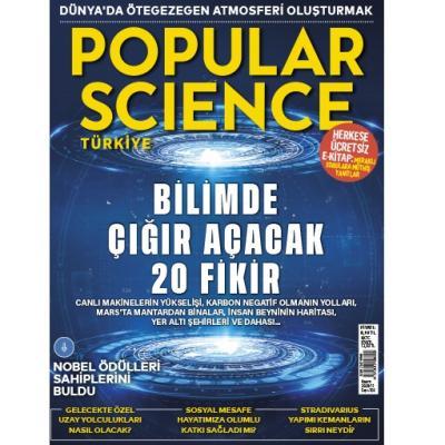 Popular Science (TR) Kasım 2020