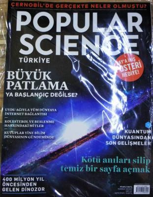 Popular Science Türkiye Dergisi Sayı: 87 Temmuz  2019