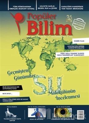 Popüler Bilim Dergisi Sayı: 263 Şubat 2019