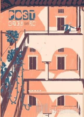 Post Öykü Dergisi Sayı 20 Ocak -Şubat 2018