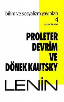 Proleter Devrim ve Dönek Kautsky