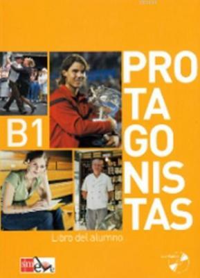 Protagonistas B1 Libro del Alumno + Cuaderno de Actividades + 2 CD