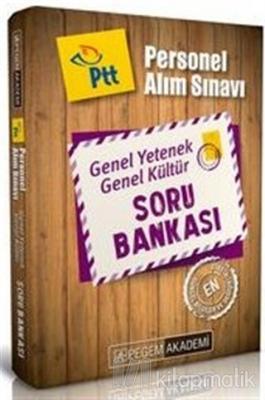 PTT Personel Alımı Sınavı Genel Yetenek Genel Kültür Soru Bankası