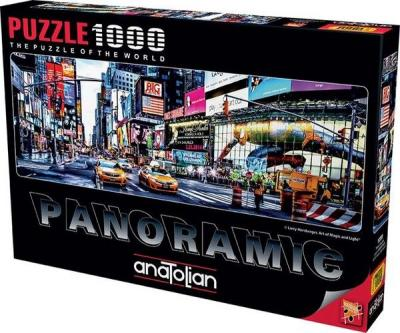 Anatolian-Times Square 1000 Parça Puzzle (1059)