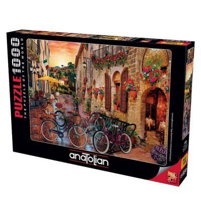 Toscana Keyfi Puzzle 1000 Parça 1068