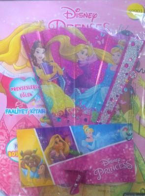 Disney Prenses Faaliyet Dergisi