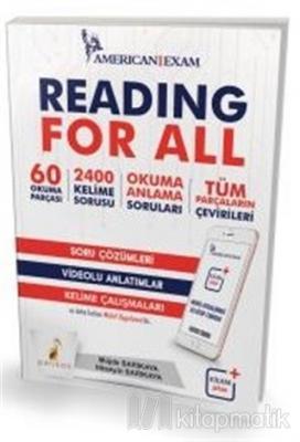 Reading For All Soru Çözümleri Video Anlatımlar Kelime Çalışmaları