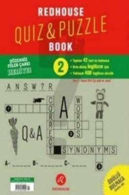 Redhouse Quiz-Puzzle Book 2