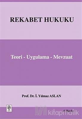 Rekabet Hukuku (Ciltli)