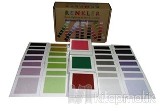 Renkler (Renk Eşleme ve Renk Tonları)