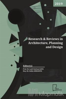 Research Reviews in Architecture, Planning and Design