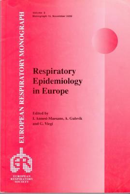 Respiratory Epidemiology in Europe