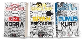 Rob Sinclair Serisi (3 Kitap Takım)