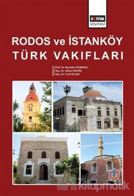 Rodos ve İstanköy Türk Vakıfları (Ciltli)