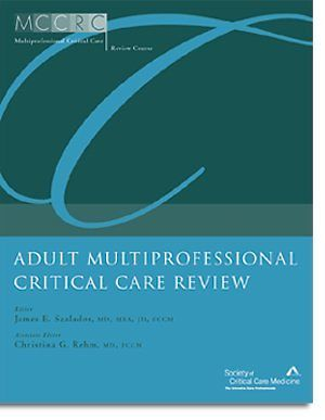 Adult Multiprofessional Critical Care Review