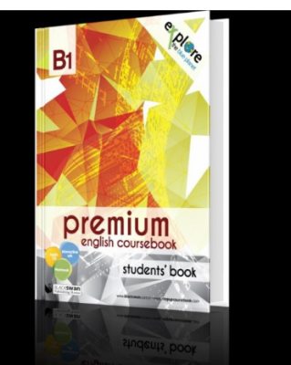 Premium English Coursebook Student's Book Workbook B1