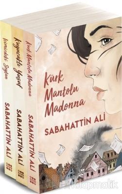 Sabahattin Ali 3'lü Set (3 Kitap Takım)