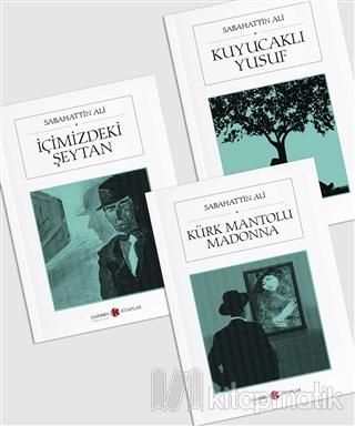 Sabahattin Ali Cep Boy Seti (3 Kitap) Sabahattin Ali
