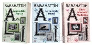 Sabahattin Ali Seti (3 Kitap Takım)