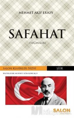 Safahat (Seçmeler) %64 indirimli Mehmet Akif Ersoy