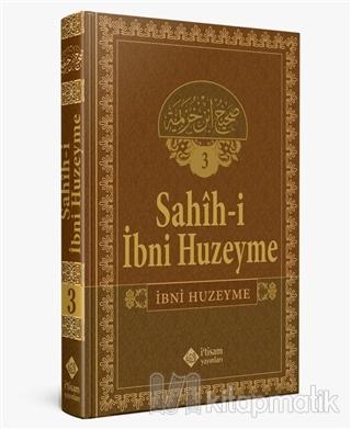 Sahihi İbni Huzeyme Cilt 3 (Ciltli)