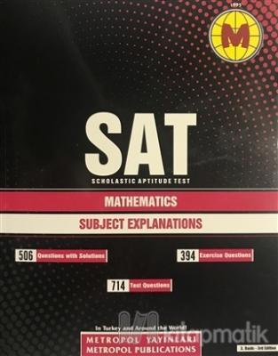 SAT Mathematics Subject Explanations