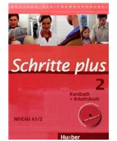 Schritte Plus 2 KURSBUCH+ARBEİTSBUCH