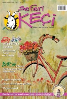 Seferi Keçi Dergisi Sayı: 9 Ağustos - Eylül - Ekim 2020 Kolektif