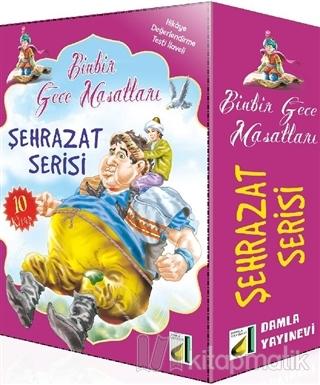 Şehrazat Serisi - Binbir Gece Masalları (10 Kitap)