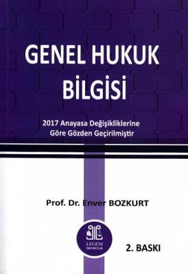 Genel Hukuk Bilgisi Enver Bozkurt