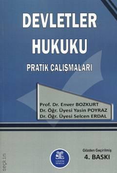 Devletler Hukuku Pratik Çalışmaları Enver Bozkurt