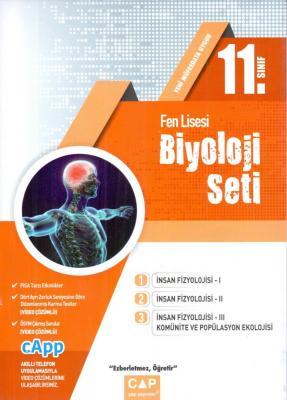 11. Sınıf Fen Lisesi Biyoloji Seti